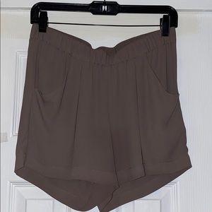 Taupe BCBG shorts